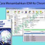 Cara Menambahkan IDM Ke Chrome